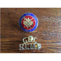 RCMP BADGES