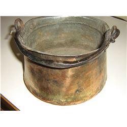 HBC COPPER POT