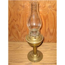 CPR BRASS LAMP