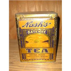 NASHS TEA TIN