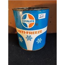 ROYALITE ANITFREEZE GAL. NO TOP