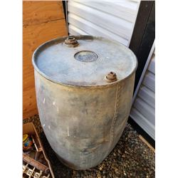45 GAL. DRUM IMPERIAL OIL - 1902