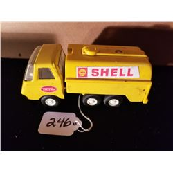 SHELL TONKA OIL TANER 6""