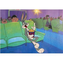 Warner Brothers, Bugs Bunny at the Movies, Sericel