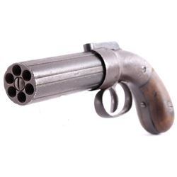 Allen & Thurber .32 Cal Six-Shot Pepperbox Pistol