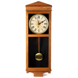 E. Ingraham Hanging Wall Clock