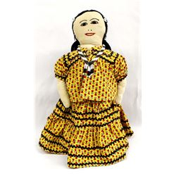 Native American Apache Doll
