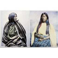 2 Native American Photographic Prints