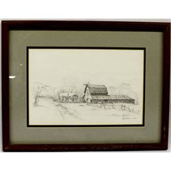 Signed and Numbered Barn & Farmhouse Print