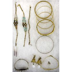 Collection of Estate Costume Jewelry Treasures