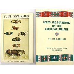 Softback Reference Books, Native American Interest