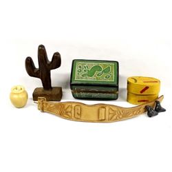 Mexican & Central American Miniature Collectibles