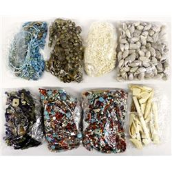 Large Collection of Loose Beads for Jewelry Making