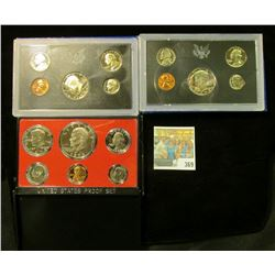 1971S (superb Cameo frosted half in this set), 72S (several frosted), & 73S (several frosted, near f