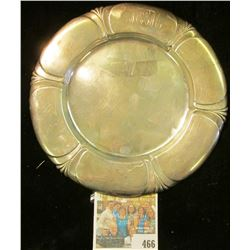 Part of the Estate of the John Morrell Family, of John Morrell Meat's fame. This Saucer is lightly t