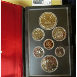 1978 DOUBLE DOLLAR PROOF SET.  ONE OF THE SILVER DOLLARS IS SILVER