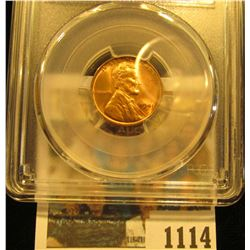 1114 _ 1941 D Lincoln Cent, PCGS slabbed MS65RD