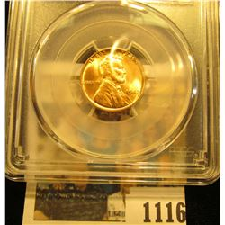 1116 _ 1942 P Lincoln Cent, PCGS slabbed MS65RD