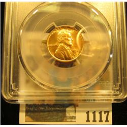 1117 _ 1942 P Lincoln Cent, PCGS slabbed MS65RD