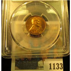 1133 _ 1944 D Lincoln Cent, PCGS slabbed MS65RD