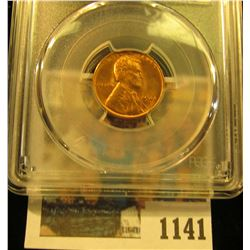 1141 _ 1944 S Lincoln Cent, PCGS slabbed MS65RD