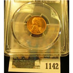 1142 _ 1944 S Lincoln Cent, PCGS slabbed MS65RD