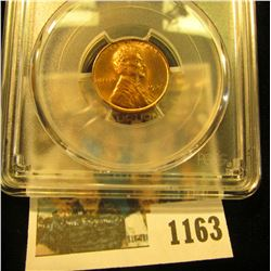 1163 _ 1935 P Lincoln Cent, PCGS slabbed MS64RD