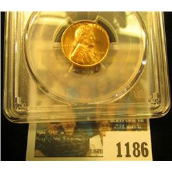 1186 _ 1936 P Lincoln Cent, PCGS slabbed MS64RD