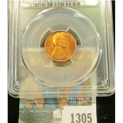 1305 _ 1951 D Lincoln Cent, PCGS slabbed MS65RD.