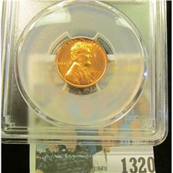 1320 _ 1955 D Lincoln Cent, PCGS slabbed MS65RD.