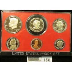 1331 _ 1979 S Complete Type Two U.S. Proof Set. Original as issued.