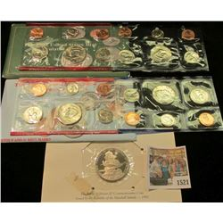 1521 _ Republic of Marshall Islands Battle of Britain $5 Commemorative Coin in holder; 1993 & 1994 U