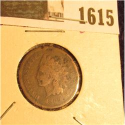 1615 _ 1869 Indian Head Cent.