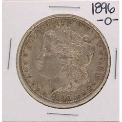 1896-O $1 Morgan Silver Dollar Coin