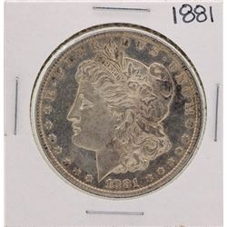 1881 PL $1 Morgan Silver Dollar Coin