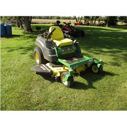 John Deere Z435 Z-Turn mower