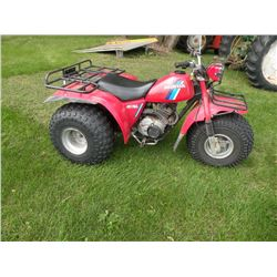 1984 Honda ATC200 ES Big Red  SN# JH3TBO558EC359746