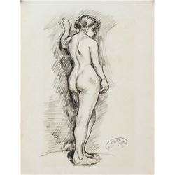 ANDRE DERAIN French 1882-1954 Graphite on Paper