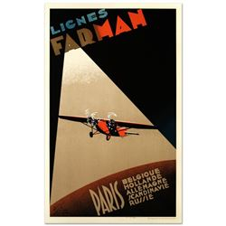 Farman Airlines by RE Society