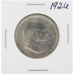 1926 Sesquicentennial Commemorative Half Dollar Coin