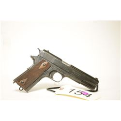RESTRICTED. Colt 1911 Early