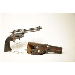 RESTRICTED. Colt Bisley Revolver SA