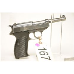 RESTRICTED. Walther P38