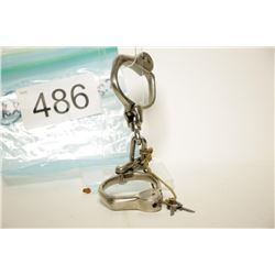 Antique Handcuffs