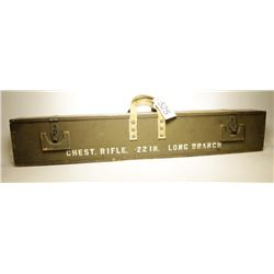 Issue Lee Enfield 22 Trainer Chest