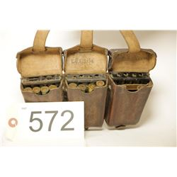 Ammo Pouch for .303 Stripper Clips