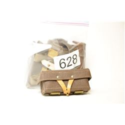 Surplus Leather Ammo Pouches