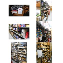 SHARON CYCLE SALES & SERVICES INC. / BULK ALL PARTS & PART RELATED INV 50,000+Pcs