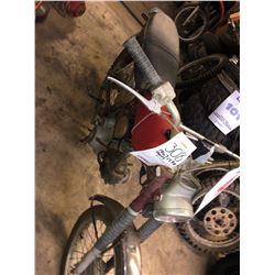 HONDA VINTAGE 1967 CL90 STREET BIKE PARTS NEEDS REPAIR