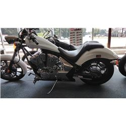 NEW HONDA FURY VT13CXB MOTORCYCLE